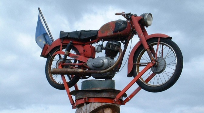 Weg mit den Übungsplätzen für Motorradfahrer! (?)
