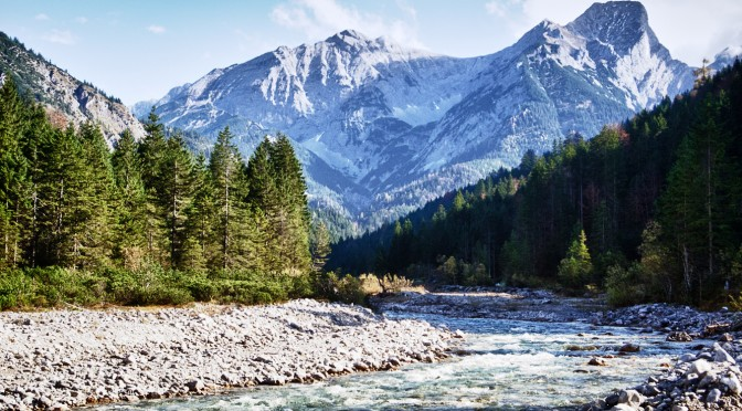 Jetzt wird's Eng! – Motorrad Tourenspass im Karwendelgebirge
