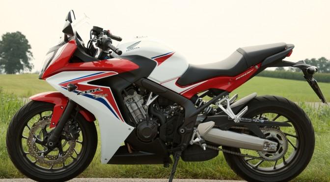 Die neue Honda CBR 650 F – ein Bike für Einsteiger oder nur für alte Hasen?