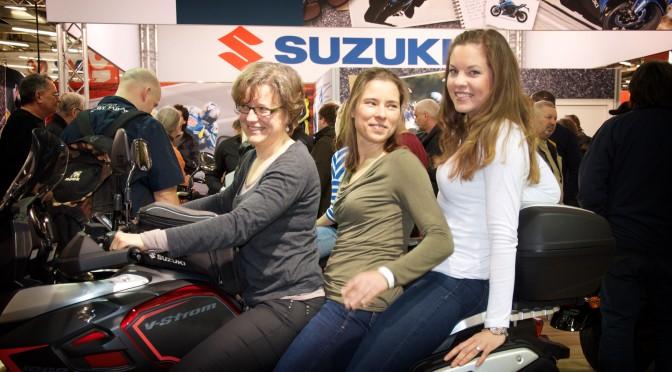 IMOT 2015 – Perfekte Bikes für Frauen!